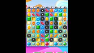 Candy Crush Jelly Saga Level 156 - NO BOOSTERS