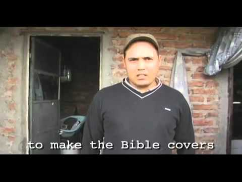 The Voice Bible Handmade in Argentina