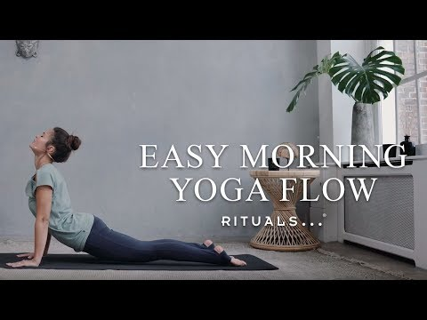 Easy Morning - Yoga Flow - Yoga with Rituals