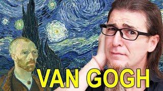 VAN GOGH, EL PEOR DE LOS PINTORES IMPRESIONISTAS. EL MEJOR COMO PRODUCTO