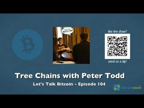 Tree Chains with Peter Todd - Let's Talk Bitcoin Episode 104