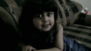 2 years old baby ( Baby Baby Yes Mama English,Philippino,Urdu n Punjabi  languages)