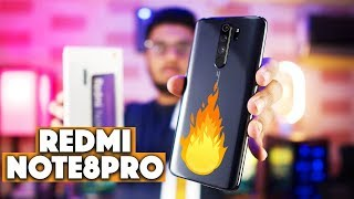 Xiaomi Redmi Note 8 Pro Unboxing | Pioneer Of 64MP Camera!