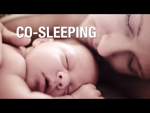 Research based benefits of Co-Sleeping with your baby.