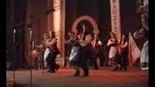 The Polish dance Kujawiak.