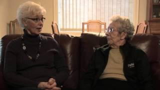 Alpha Story - Nadine & Allegra