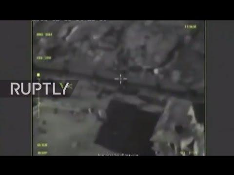 Live drone footage of eastern Aleppo as evacuation underway