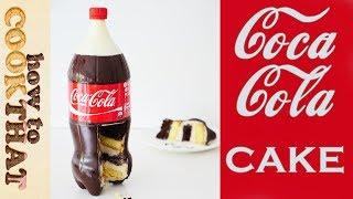 COCA-COLA CAKE How To Cook That Ann Reardon 3D Coke bottle Cake
