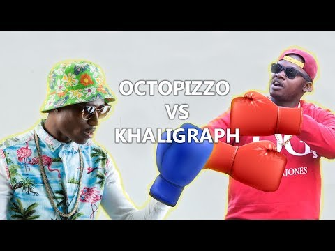 Khaligraph vs Octopizzo