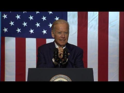 Joe Biden: Donald Trump is painfully uninformed