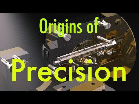 Origins of Precision and first project introduction