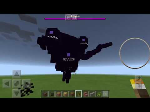 The Wither storm mod Showcase