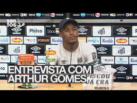 ARTHUR GOMES | ENTREVISTA (09/09/20)