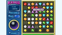 Bejeweled 1 Online Timed Mode Level 20-26 367680 Score