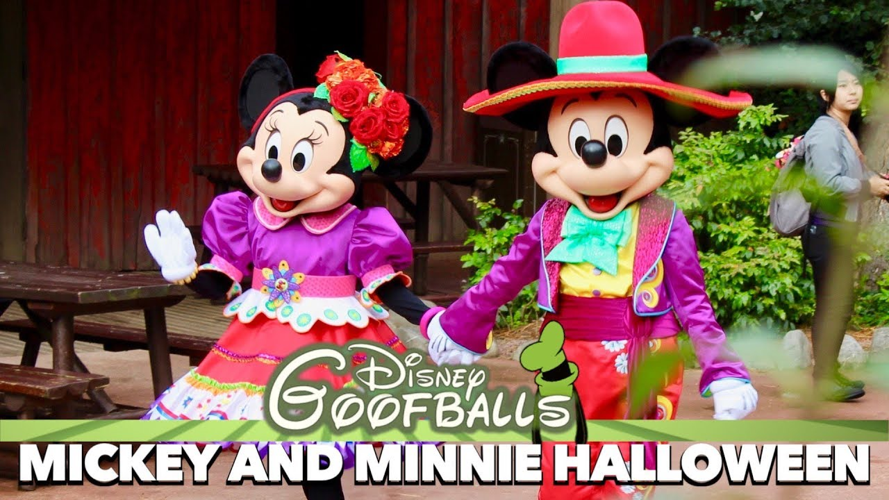 Mickey And Minnie Mexican Costume Disneyland Paris 2017
