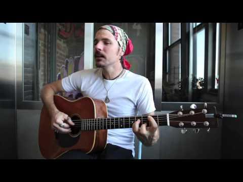 Seth Avett Sings, Bleeker Street by  Simon & Garfunkel