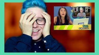 Tyler Oakley Reacts to Teens React to Tyler Oakley