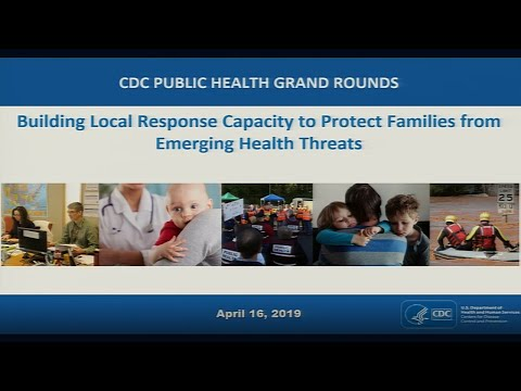 Building Local Response Capacity To Protect Families From Emerging Health Threats
