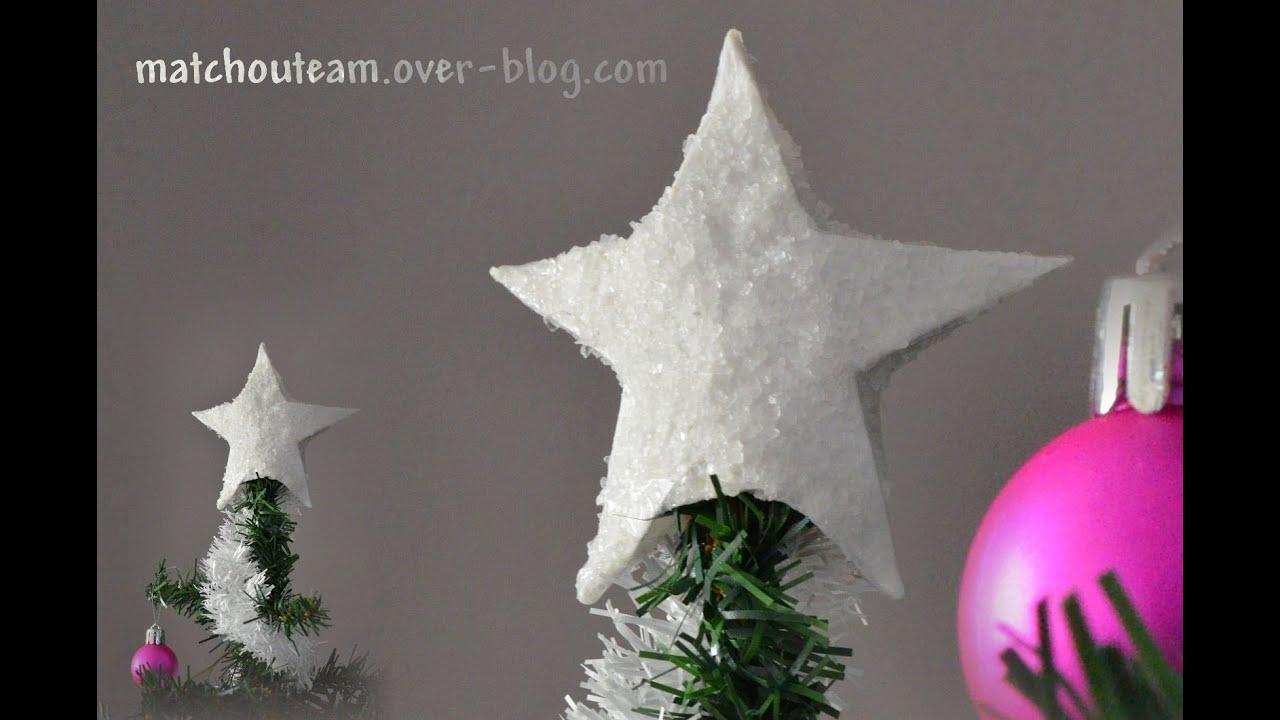 Fabriquer Sapin De Noel En Papier fabriquer son étoile pour son sapin