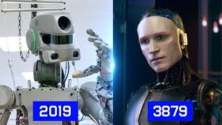 БУДУЩЕЕ ТЕХНОЛОГИЙ России. Какими будут роботы и интернет через 100 лет