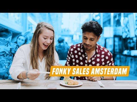 Fonky Sales - Vestiging Amsterdam
