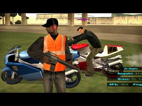 Hogaty i Bartek w GTA: San Andreas Multiplayer (SAMP) - Polski Power Serwer #01 [PL/HD] thumbnail