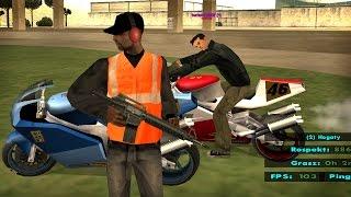 Hogaty i Bartek w GTA: San Andreas Multiplayer (SAMP) - Polski Power Serwer #01 [PL/HD]