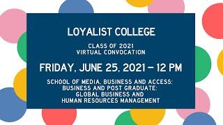 Class of 2021: Media, Business and Access BU PG 1