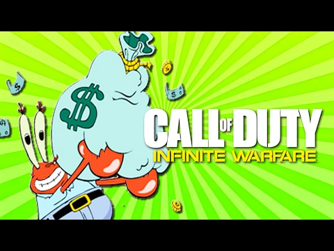 PLAYING WITH CHEAP NOOBS! (and getting scared) // CoD Infinite Warfare Zombies