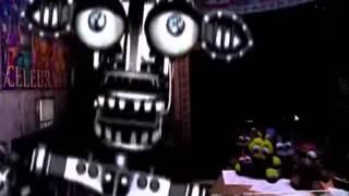 - Скримеры всех аниматроников из всех частей Five Nights at Freddy s
