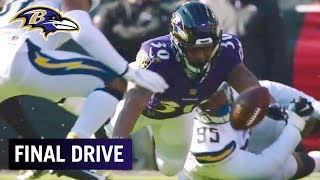 Emphasis on Ball Security in 2019 & Upcoming Cheerleader Tryouts | Ravens Final Drive