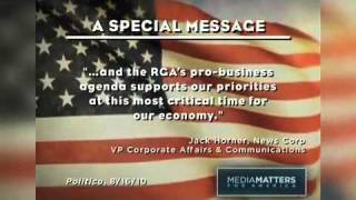 Media Matters - Message (voice over by DC Douglas)