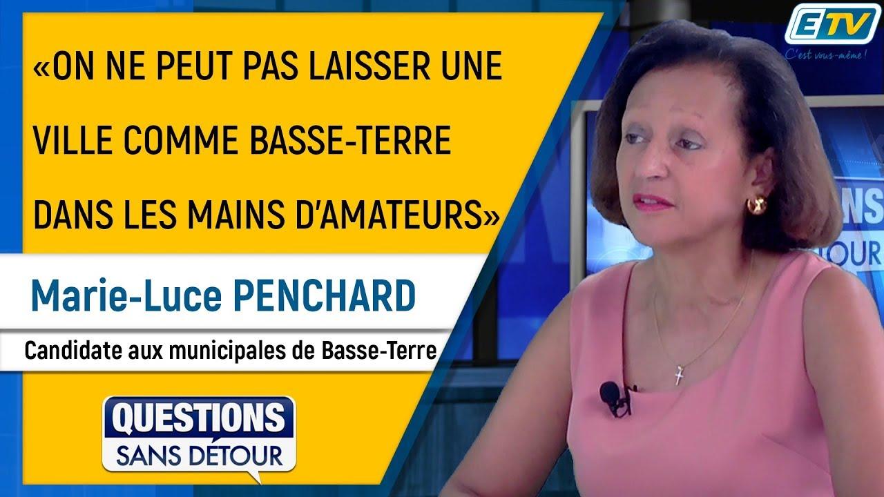 Questions Sans Détour avec Marie-Luce PENCHARD