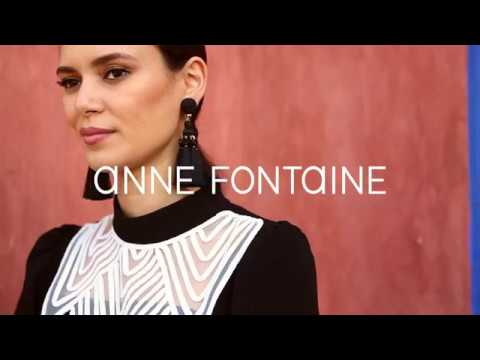 75d4ca701c650 Anne Fontaine - Fall Winter 2018 Campaign - YouTube