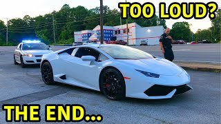 The End Of The Wrecked Lamborghini Huracan Build?!