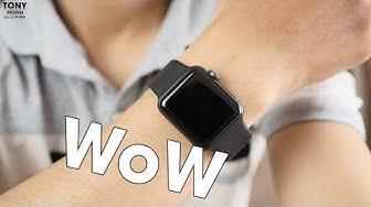Apple Watch thực sự rất phổ biến!