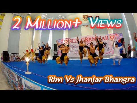 Rim VS Jhanjar Bhangra 2019