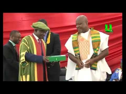 KNUST Honours  Chairman General, Kwami Sefa Kayi