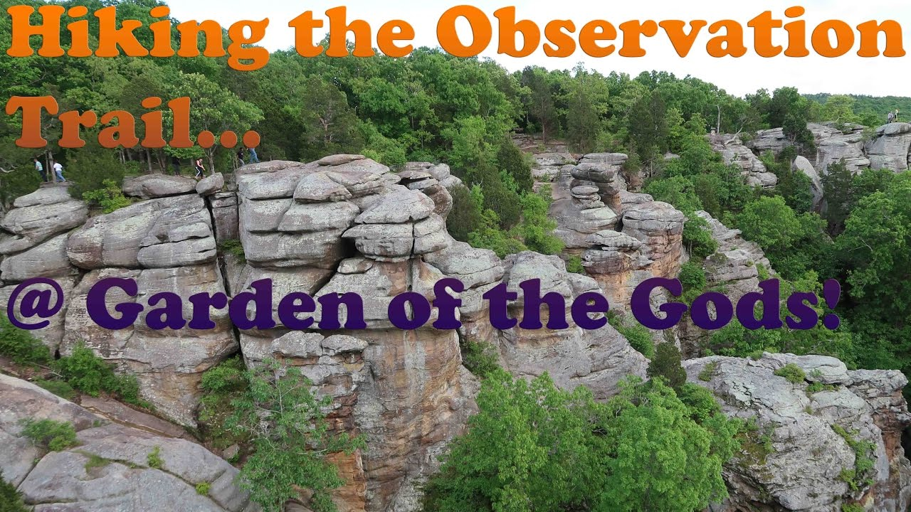 Garden Of The Gods Observation Trail Featuring Camel Rock Devil S