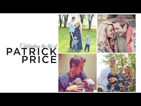 Celebrating the Life of Patrick Price