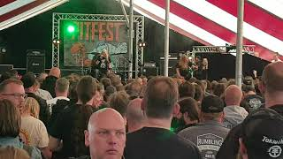 Asphyx - It Came From The Skies @PITFEST 2019