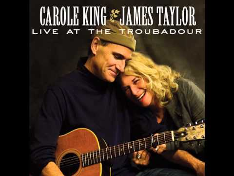 Will You Love Me Tomorrow - James Taylor and Carole King - Troubadour