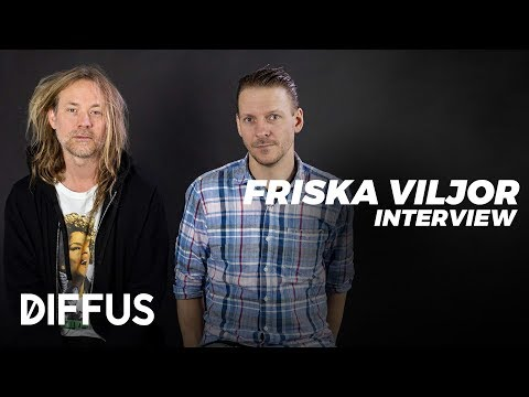 Friska Viljor about personal hardships, returning to music and letting go of ego | DIFFUS Mp3