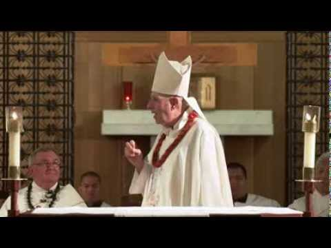 Teaching Mass with Bishop Larry: Part III - Liturgy of the Eucharist