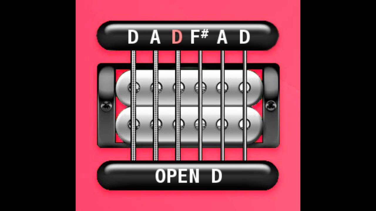 Open Guitar Tuner : perfect guitar tuner open d d a d f a d youtube ~ Hamham.info Haus und Dekorationen