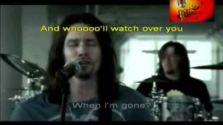 Karaoke - Watch Over You (Alter Bridge)