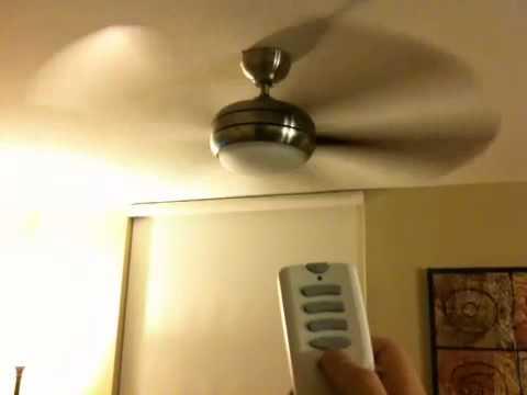Ceiling fan installed youtube ceiling fan installed aloadofball Gallery
