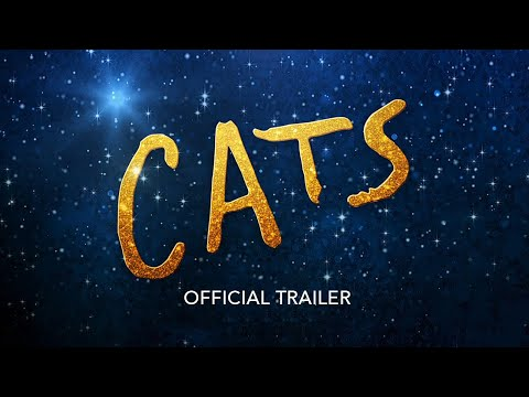 Chris Davis - The NEW 'Cats' Movie Trailer!
