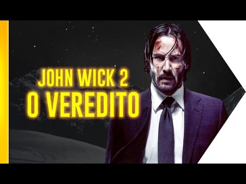 John Wick 2 O Veredito Omeletv Youtube