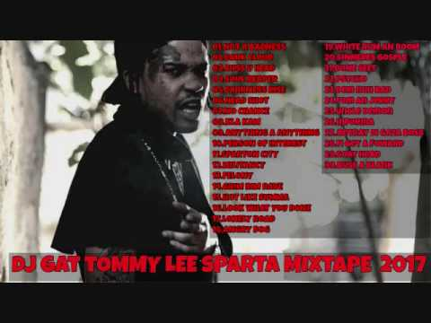 JANURARY 2017 DJ GAT TOMMY LEE SPARTA DANCEHALL MIX 1876899-5643